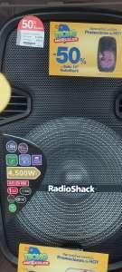 """Radioshack: Bafle 15"""" y más Tecno miercoles"""