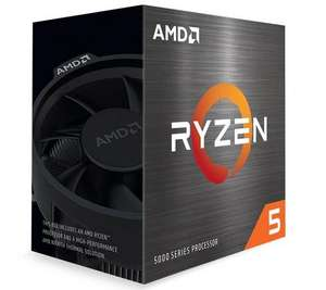 CyberPuerta: Ryzen 5 5600X, S-AM4, 3.70GHz, 32MB L3 Cache