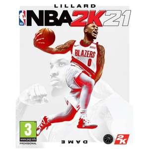 Epic Games: GRATIS NBA 2K21