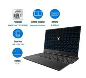 Sam's Club: Laptop Lenovo Legion Core i5 10th Gen 8 GB RAM 1 TB + 128 GB SSD