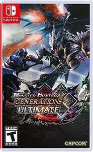 Amazon: Monster Hunter Generations Ultimate Edition