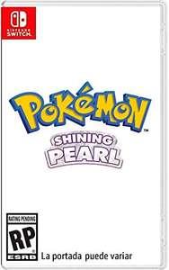 Amazon - Preventa Pokémon Shining Pearl SWITCH