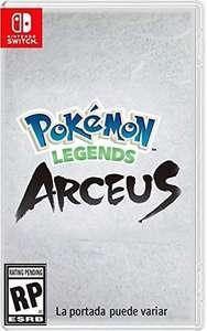 Amazon MX: Pokemon Arceus para Nintendo Switch