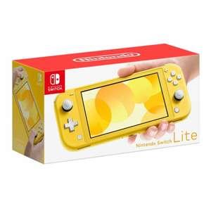 Bodega Aurrera: Consola Nintendo Switch Lite Amarilla
