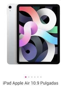 Liverpool: iPad Air 4 de 10.9 pulgadas 64 GB con BBVA