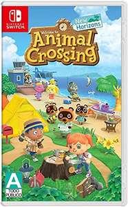 Amazon: Animal Crossing New Horizons - Standard Edition - Nintendo Switch