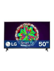 Sam's Club: Smart TV LG NanoCell 50NANO795UN