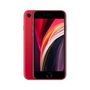 ELEKTRA IPHONE SE Rojo 128GB $9,699 con PAYPAL