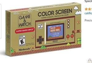 Amazon: Game & Watch Nintendo