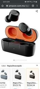 Amazon: SKULLCANDY Jib True Auriculares inalámbricos