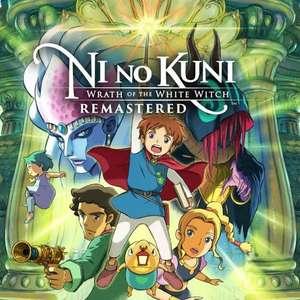 PSN: Ni no kuni: Wrath of the White Witch Remastered