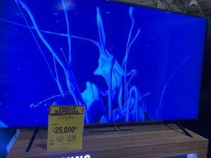 """Chedraui: Pantalla Samsung Qled 75"""" 4K"""