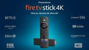 Amazon: Fire TV Stick 4k