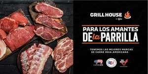 Grill House: 10% Descuento para la carnita asada