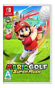 Amazon: Mario Golf para switch (-10% HSBC)
