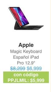 Costco: Apple magic keyboard para iPad 12.9