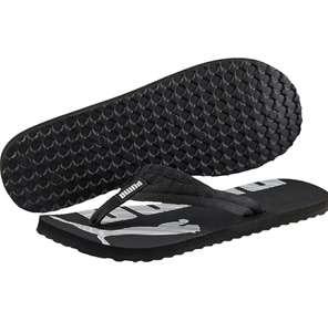 Amazon: PUMA Sandalias deportivas Epic Flip V2 para hombre Talla 29 c.m., Color Black/White