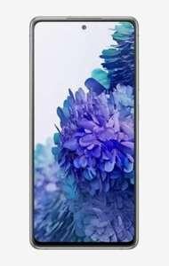Elektra: Samsung Galaxy S20 FE 128GB Blanco o Verde (pagando con Tarjetas de Crédito Oro de Banco Azteca o HSBC)