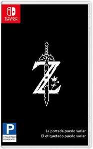Amazon y Liverpool: The Legend of Zelda™ Breath of the wild 2 - Nintendo Switch - Preventa