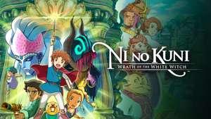 Nintendo Eshop Brasil Ni no Kuni: Wrath of the White Witch