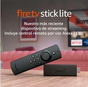 Radioshack Amazon Fire TV Stick Lite / Full HD / HDMI / Negro