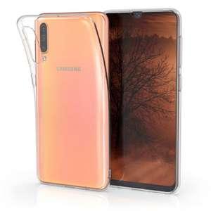 Shopee: Funda para celulares Samsung