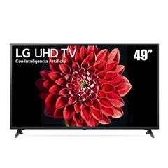 "Sanborns: Pantalla LG UHD TV AI ThinQ 4K 49"" 49UN7100PUA"