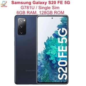 AliExpress: Samsung Galaxy S20 FE 5G Snapdragon 865, 128GB ROM, 6GB RAM