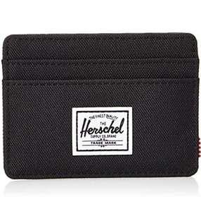 Amazon Hershel Tarjetero Charlie RFID, One Size, Color Black