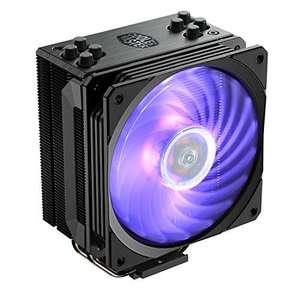 Amazon: Cooler Master RR-212S-20PC-R1 CPU Air Cooler, 4 Tubos de Contacto Directo de Calor, RGB Ventilador, 120 mm