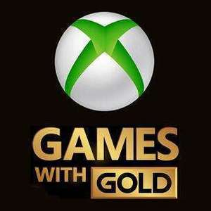Xbox: Games With Gold de Agosto