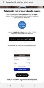 Samsung Store, S7 con keyboard gratis