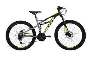Costco: Bicicleta de Montaña R26 Huffy Oxide en ML arriba de 6k