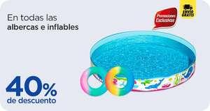 Chedraui: 40% de descuento en todas las albercas e inflables