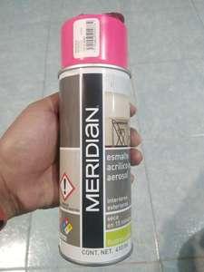 Walmart: Aerosol fluorescente $35.02