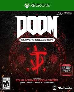 Amazon: Doom Slayers Collection - Xbox One Standard Edition