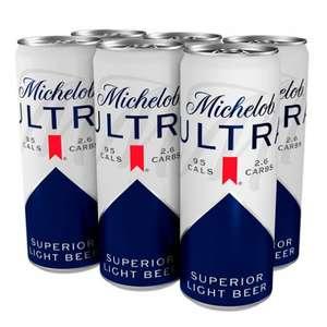 Chedraui: Six Cerveza Michelob Ultra