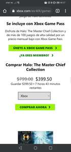 Xbox: Halo: The Master Chief Collection