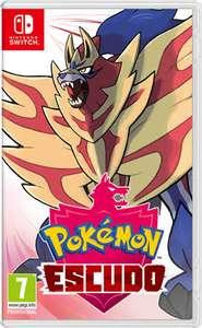 Coppel: Pokémon Escudo o Animal Crossing para Nintendo Switch.