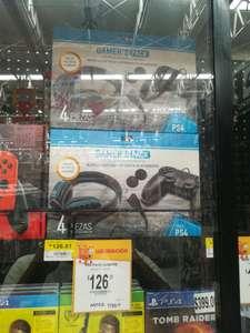 Walmart: PAQUETE DE ACCESORIOS PLAY 4