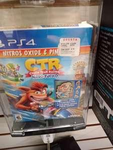 Coppel: Crash Team Racing PS4