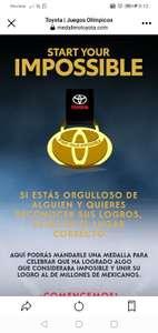 Toyota: Medalla gratis (llavero)
