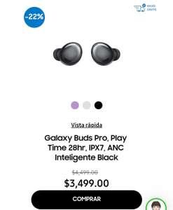 Samsung Store: Galaxy Buds Pro