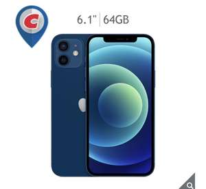 Costco: IPhone 12 64 Gb azul