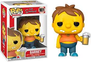 Amazon: Funko Pop! Animation. Simpsons - Barney