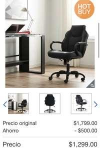 Costco: True Innovations, Silla de Oficina