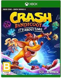 Amazon Crash Bandicoot 4: It's About Time - Xbox One