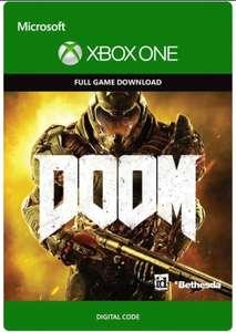 Microsoft Store: Doom (2016) - Xbox One - Xbox Series X S