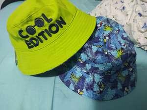 Walmart : sombrero doble vista $20 y chanclas para hombre $10