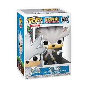 Amazon Funko Pop! Games. Sonic 30Th Anniversary - Silver the Hedgehog